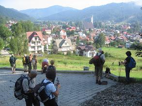 Photo: Tradycyjny start z Krościenka