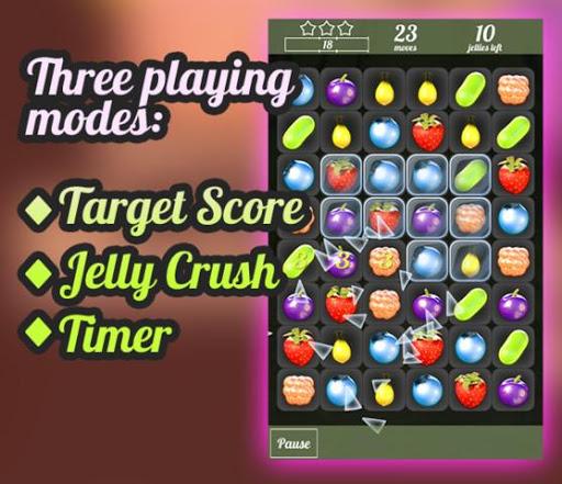 Berry Crush Saga