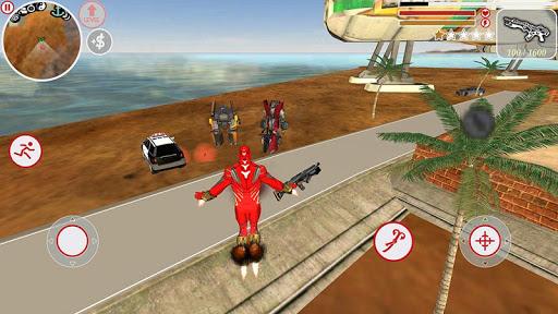 Super Iron Rope Hero screenshot 2