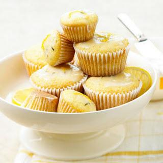 Fresh Rosemary & Lemon Cupcakes Recipe