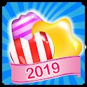 Candy 2019 Smash Bomb - Amazing Match 3 Puzzle icon
