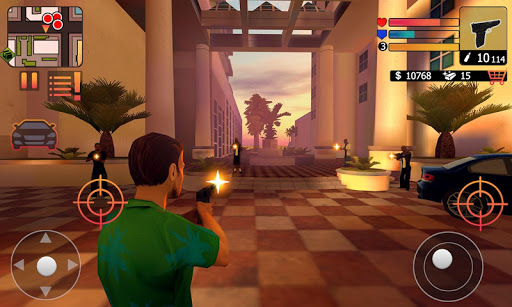 Miami Saints : Crime lords 🏆 2.5 screenshots 1