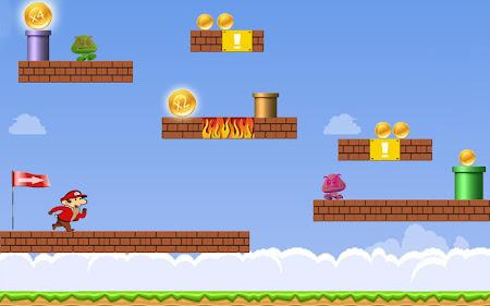 Super Fario´s Adventure World 1.0 screenshot 203312
