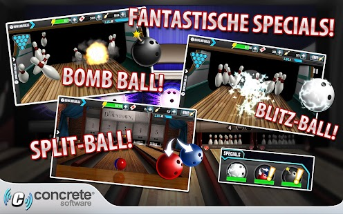 PBA-Bowling Challenge Screenshot