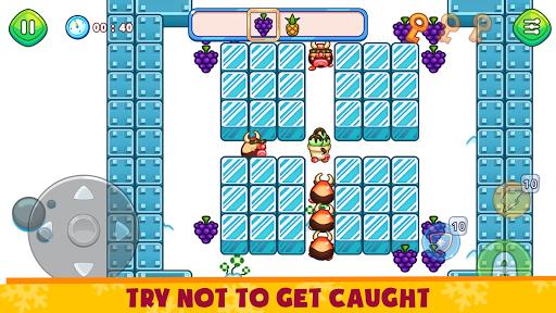 Bad Cream Mobile - friv bad Icy war Maze Game 2.3 screenshots 4
