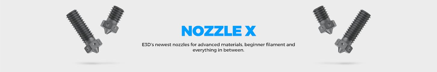 Nozzle X by E3D