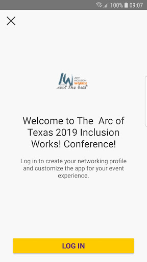 Inclusion Works! Conference hack tool