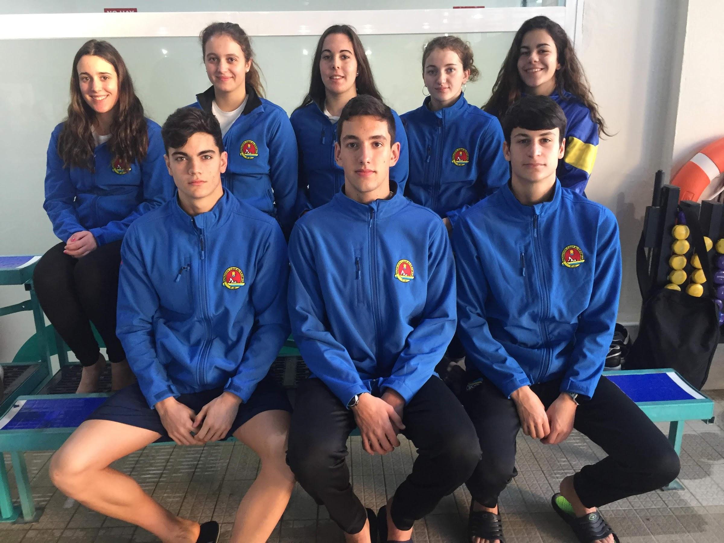 Rodrigo Yus subcampeón en la I Etapa del Circuito Andaluz de natación
