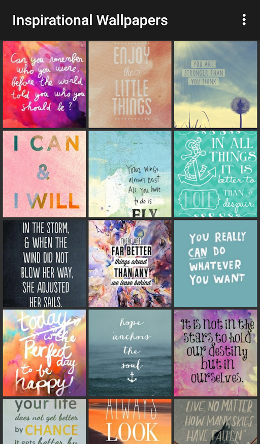 Inspirational Wallpaper APK 1.0 screenshots 1