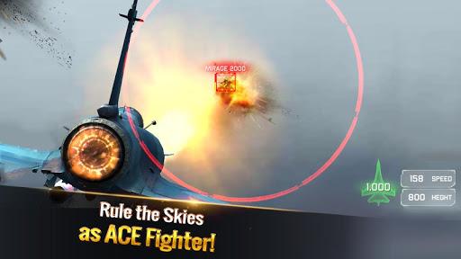 Ace Fighter: Modern Air Combat Jet Warplanes  screenshots 22