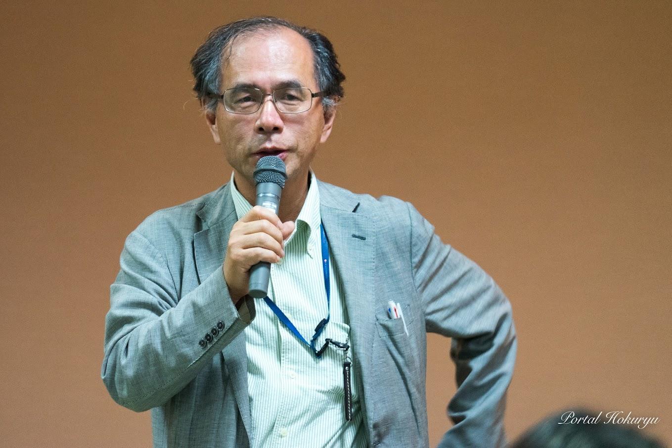 宮永和夫様(若年認知症サポートセンター理事長)