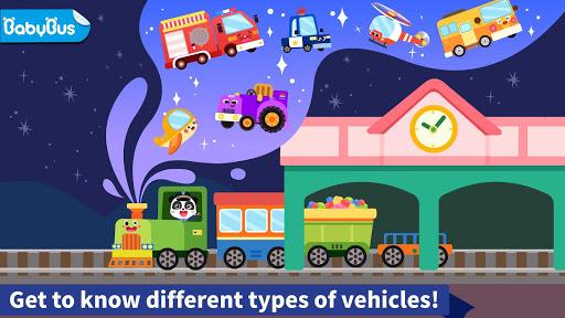 Baby Panda's Book of Vehicles apkdebit screenshots 6