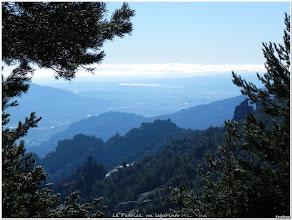 Photo: Vistas al suroeste desde La Pedriza