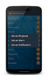 Nexus Ringtones Music & Sounds- screenshot thumbnail