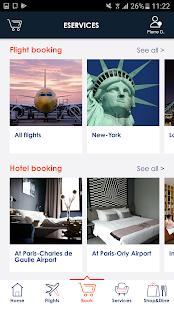 Paris Aéroport – Official App Ekran Görüntüsü