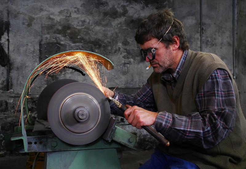 Costruttore di forbici di Clara