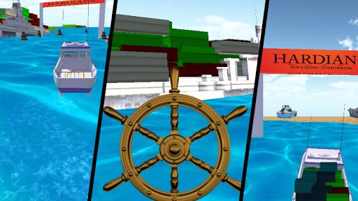 货运船舶模拟器极端