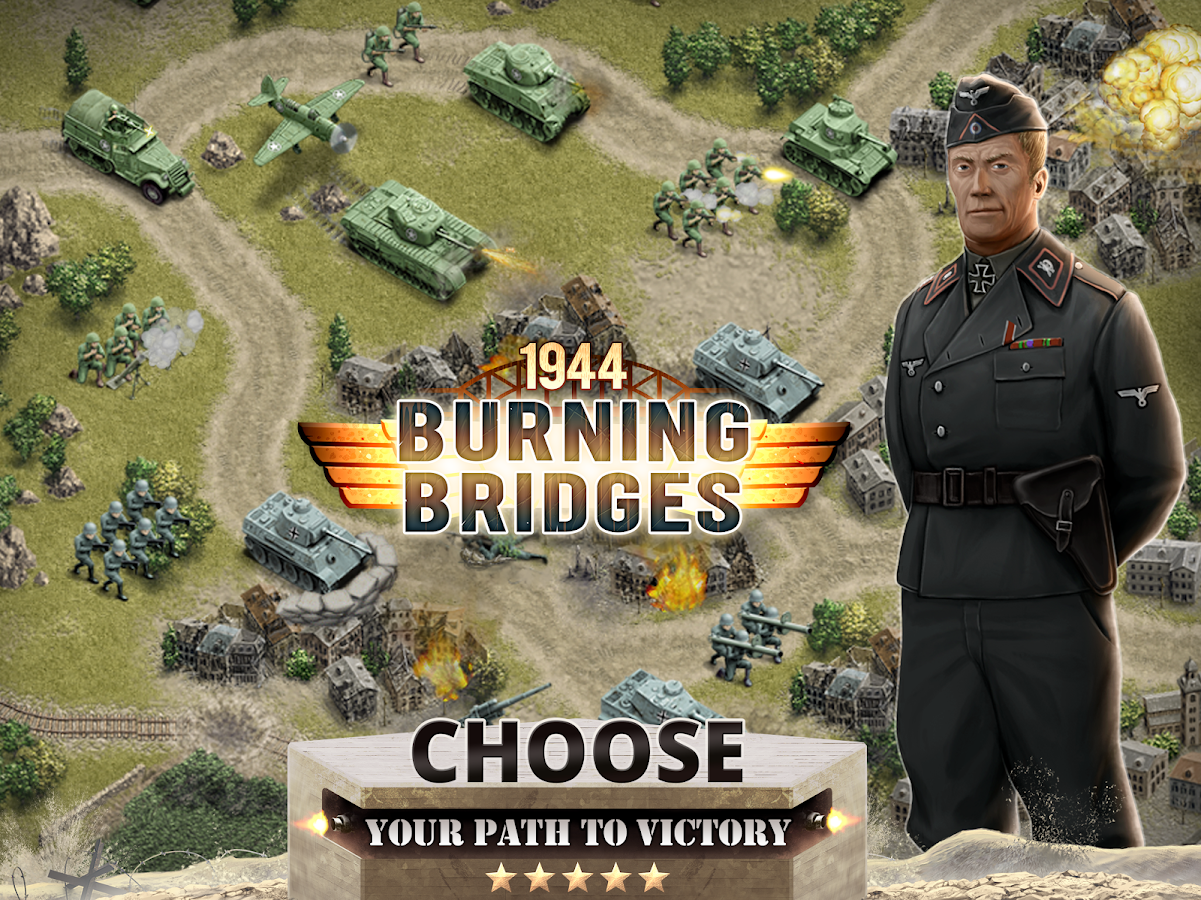 1944 Burning Bridges- screenshot