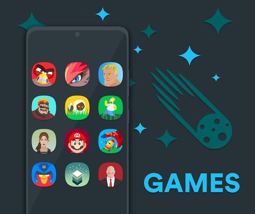 Galaxy UI Ultra - Icon Pack screenshots 3