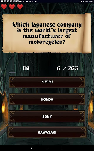 Dungeons and Questions - Trivia Knowledge Game screenshots 12