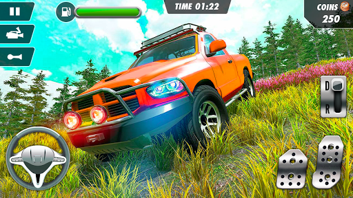 Jeep Offroad Driving android2mod screenshots 1