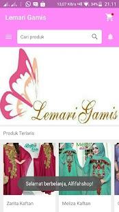 Lemari Gamis - náhled