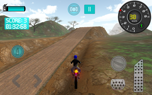 Motocross Offroad Rally