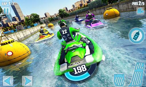 Water Jet Ski Boat Racing 3D 1.3 screenshots 2