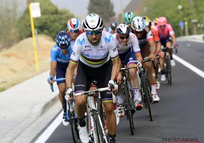 Alejandro Valverde opnieuw kopman voor Movistar in Amstel Gold Race