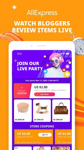 AliExpress - Smarter Shopping, Better Living screenshot 4