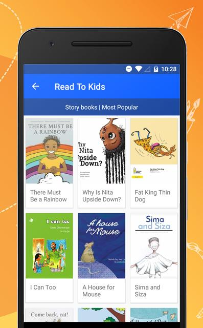 Read to Kids by Worldreader- screenshot