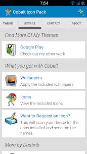 Cobalt Icon Pack 9.9 Mod APK Latest Version 1