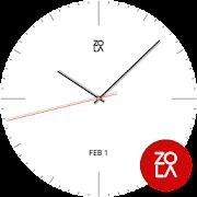 Clean White Watch Face APK