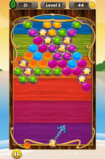 Sweet Candy Bubble Blast