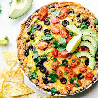 Mexican Dip With Cream Cheese Baked Recipes