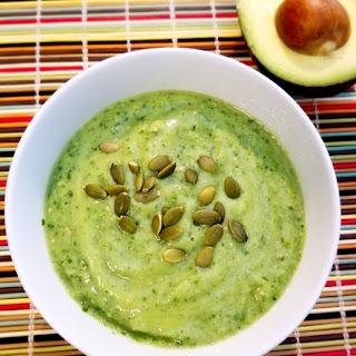 Chilled Avocado Soup Recipe