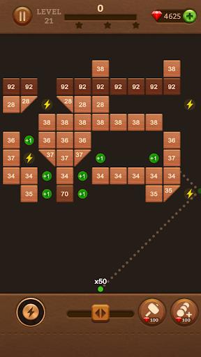 Brick Breaker: Blocks n Balls 1.0.8 screenshots 1