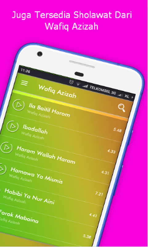 Download qomarun-nissa Abyan harp mp3 APK latest version app for