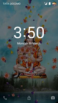 Hanuman Live Wallpaper - screenshot