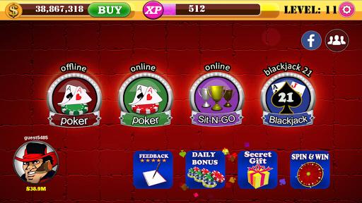 Poker Offline  screenshots 17