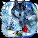 Wolf Love Live Wallpaper
