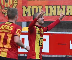 """Hairemans op koers naar dubbele cijfers bij Malinwa? """"Graag elke week tegen Antwerp"""" en """"Met de ballen die ik hem geef moet het wel lukken"""""""