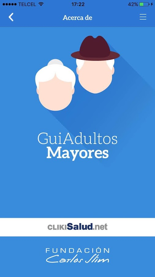 GuiAdultos- screenshot