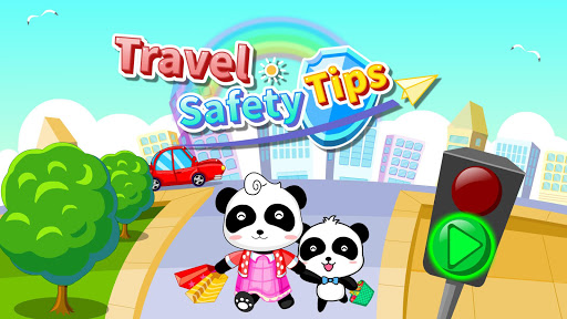 Travel Safety - Educational Game for Kids  screenshots 5