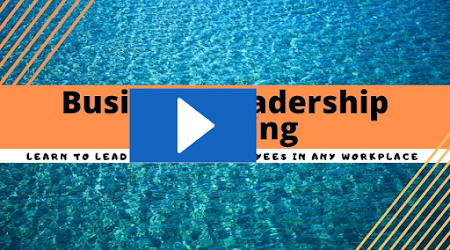 Business Leadership Coaching