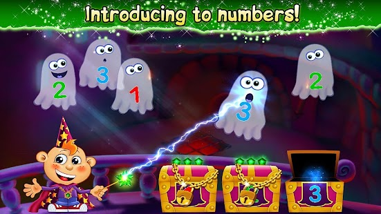 Magic Counting 4 Toddlers Writing Numbers for Kids- screenshot thumbnail