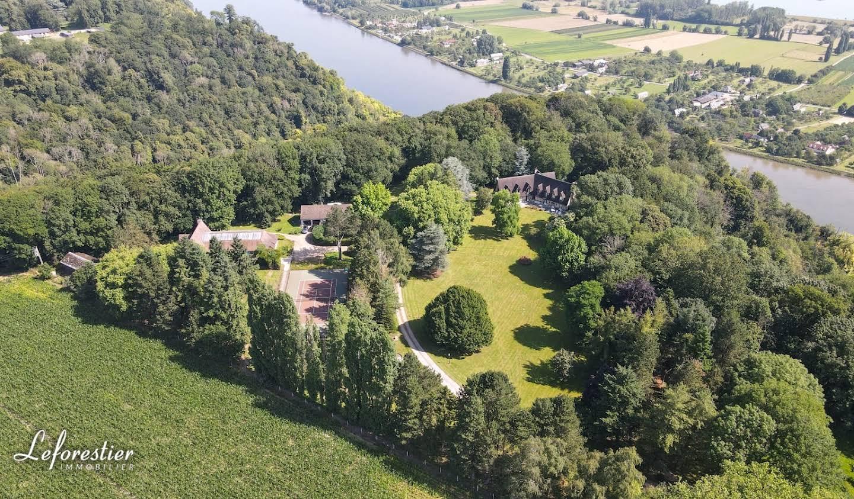 Maison avec piscine et terrasse Le Landin