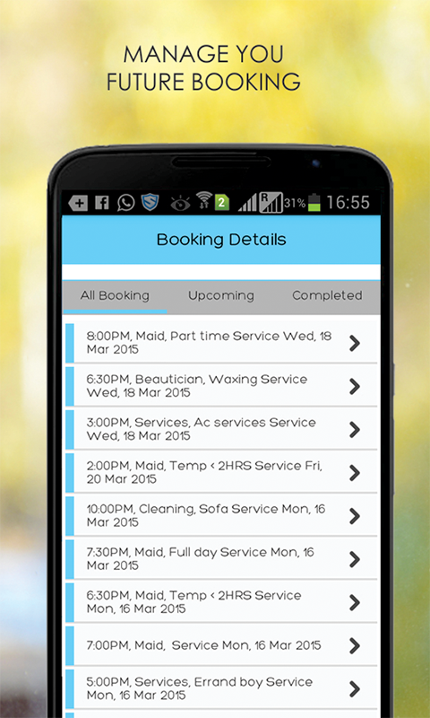 WorkHorse - Home Services- screenshot