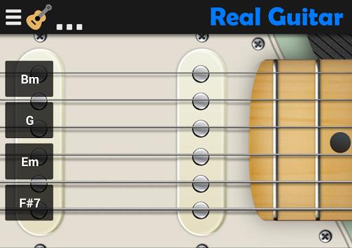 Real Guitar screenshot 7