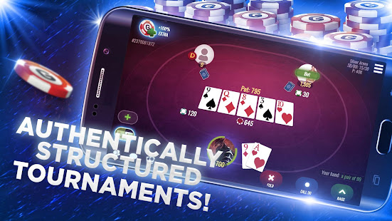 Poker Texas Holdem Live Pro 21